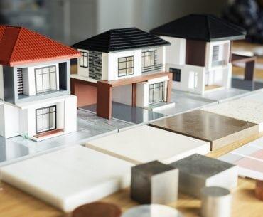 Macheta case cu 1 etaj