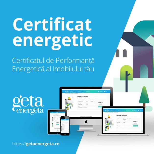 Comanda online certificat energetic pentru cladiri